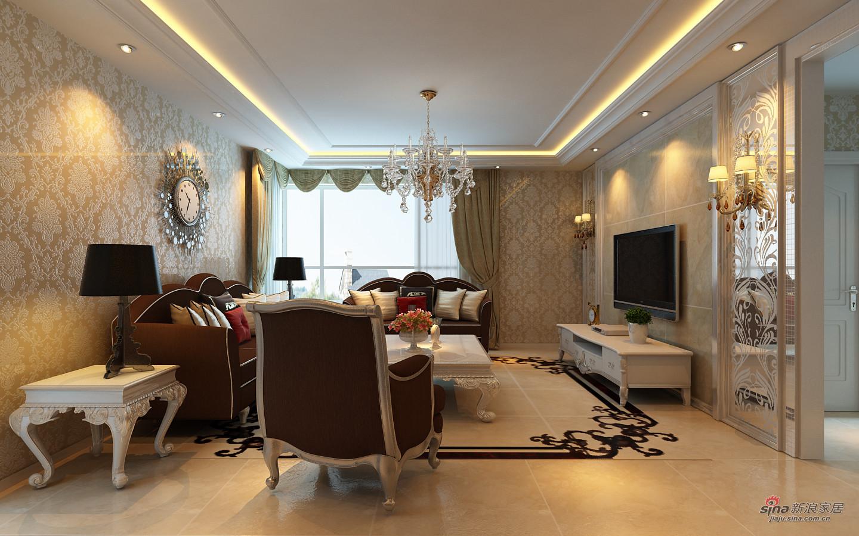 欧式 其他 客厅图片来自用户2745758987在【高清】152平惬意浪漫家居生活85的分享