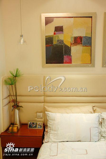 简约 四居 卧室图片来自用户2737782783在时代玫瑰园三期样板间38的分享