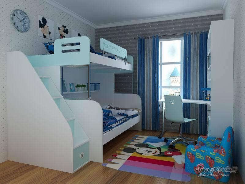 简约 一居 客厅图片来自用户2737735823在酷漫居米奇系列儿童房69的分享