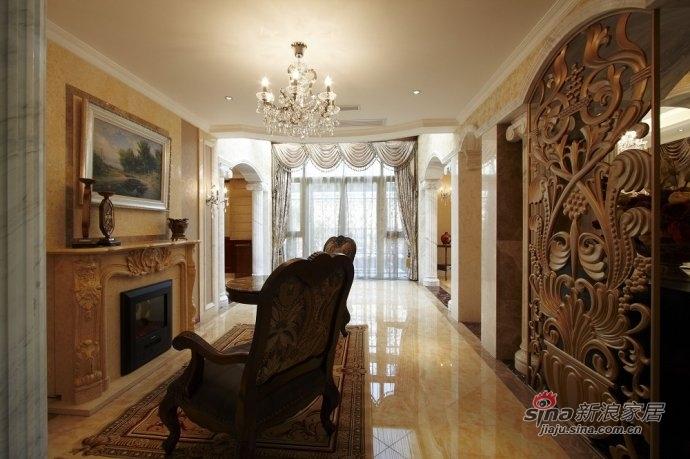 欧式 别墅 玄关图片来自用户2557013183在西山壹号院350平米独栋欧式奢华别墅设计68的分享