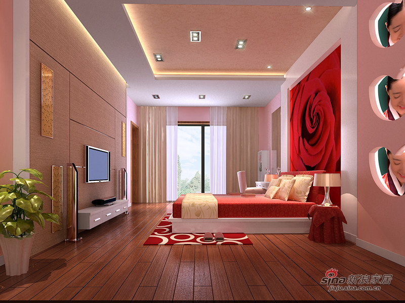 欧式 四居 卧室图片来自用户2745758987在我的专辑385932的分享