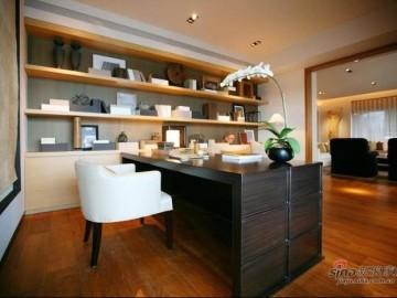 6万打造128平方奢华港式风格三居室20
