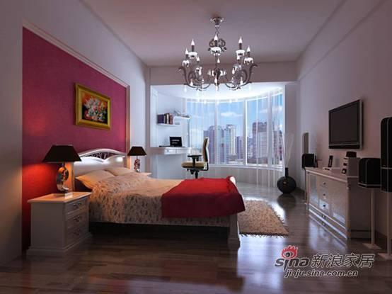 简约 二居 卧室图片来自用户2557010253在80后的最爱,简约而不简单61的分享