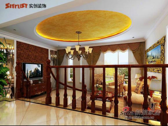 欧式 其他 客厅图片来自用户2746869241在现代简约风格打造房山布洛城72的分享