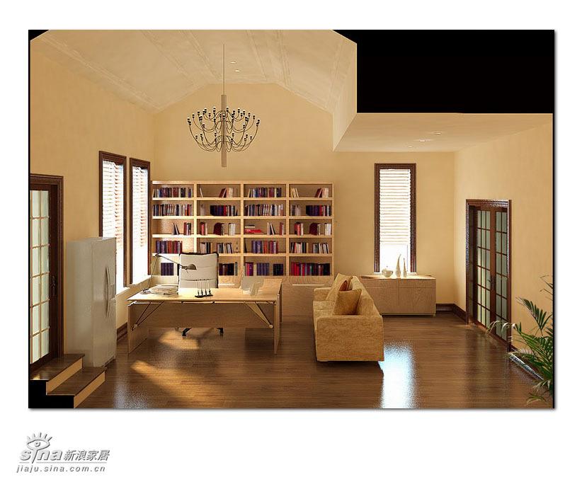 其他 别墅 书房图片来自用户2558746857在雅致空间99的分享