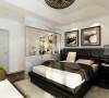 卓越浅水湾 72㎡ 1室2厅 现代简约风格70