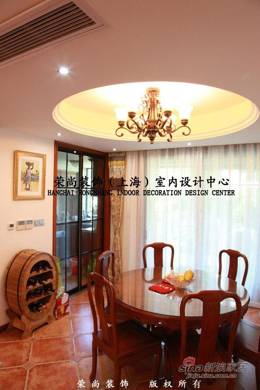 欧式 复式 餐厅图片来自用户2746869241在15万装修典雅尊贵欧式复式婚房78的分享