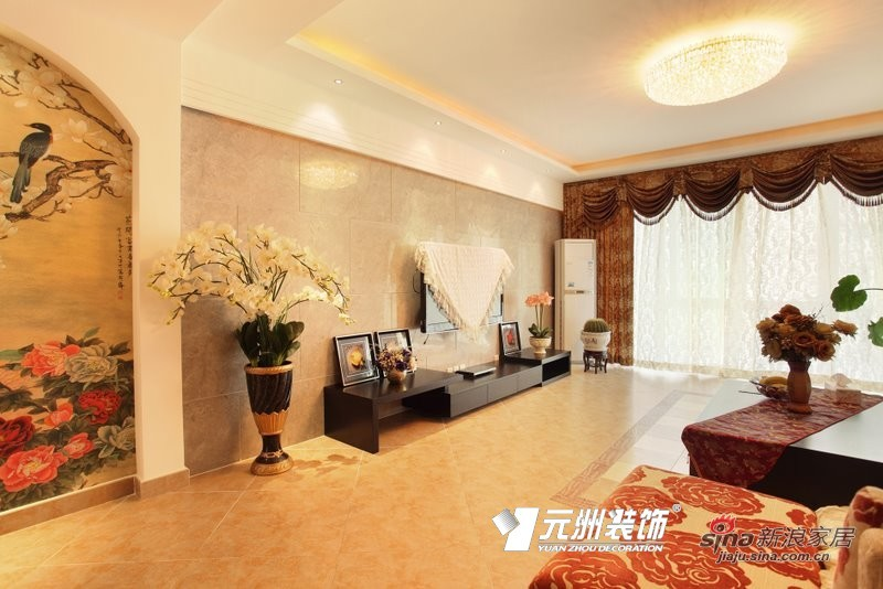 混搭 三居 客厅图片来自用户1907655435在【合家欢乐】133混搭风格美家70的分享