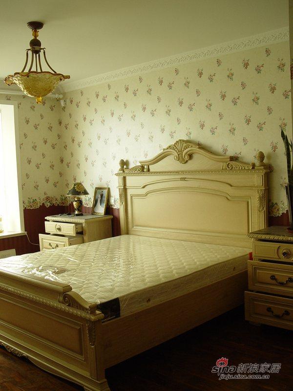 欧式 复式 卧室图片来自用户2746889121在简欧复式53的分享