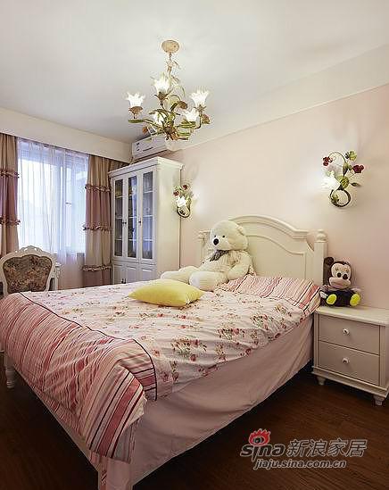 简约 三居 儿童房图片来自装修微日记在【高清】7万装120平淡妆素抹简约屋38的分享