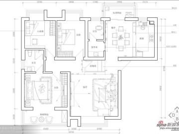 11万北欧128平雅致3室2厅69