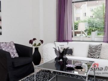 44平米经典瑞士风格公寓21