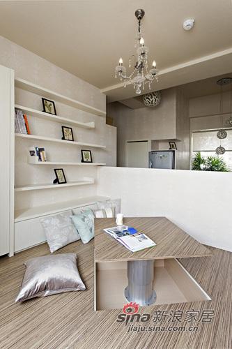 简约 一居 客厅图片来自用户2745807237在巧设计征服50平畸形小空间38的分享
