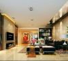 10万整体装修140平米老房时尚华丽
