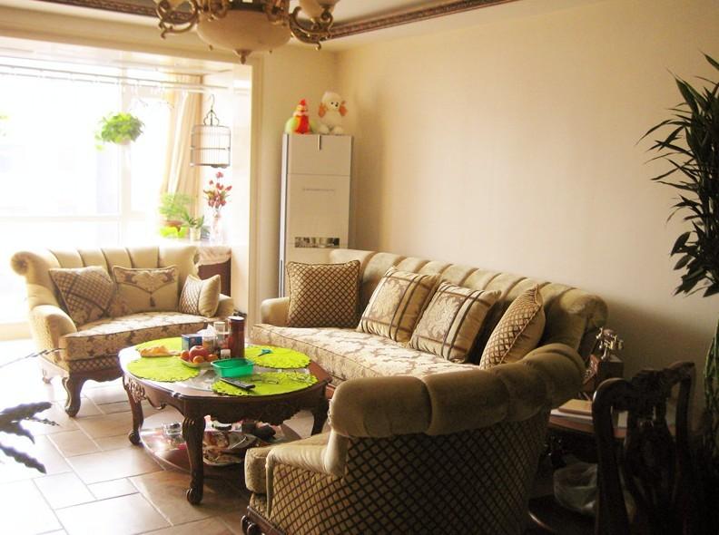 简约 二居 客厅图片来自用户2738093703在4.5万 打造 现代简约90平米 2居22的分享