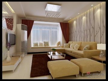 80平米简约、温馨、大方LOFT时尚家居设计98