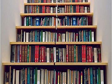 满墙书香为谁留 13图书房让你开心颜