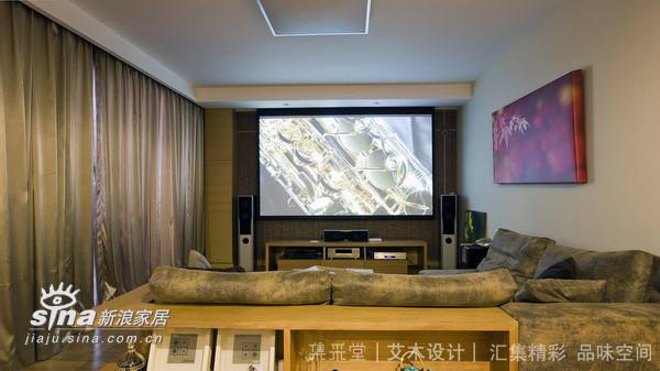 3公寓  小户型  家用中央空调  家庭影院