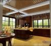打造370平方温馨奢华美式别墅风情18