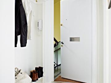 洁癖狂90平北欧小清新整洁公寓23