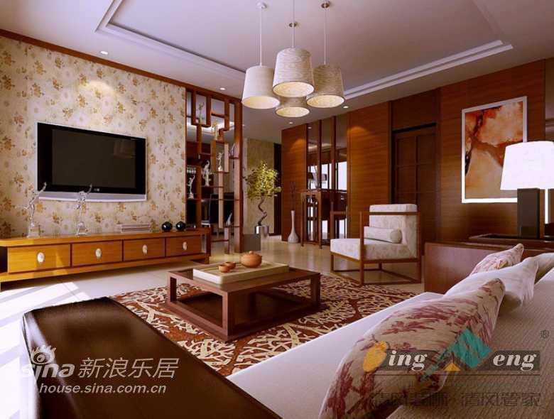 其他 别墅 客厅图片来自用户2557963305在苏州清风装饰设计师案例赏析1717的分享