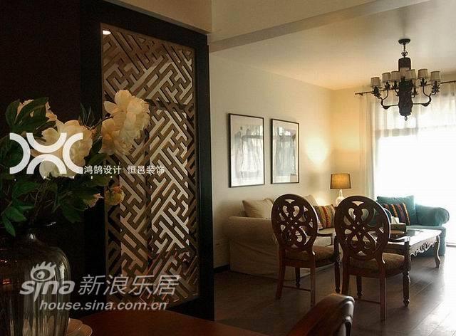 田园 四居 客厅图片来自用户2557006183在九月新作58的分享