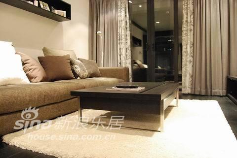 简约 别墅 客厅图片来自用户2558728947在奥邦设计——简约78的分享
