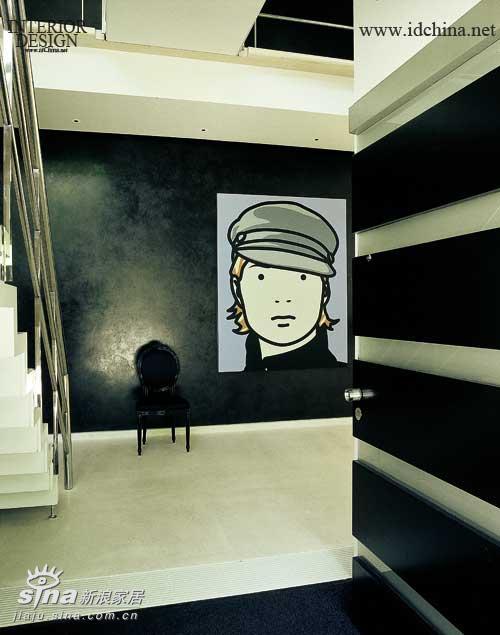 欧式 别墅 楼梯图片来自用户2772873991在洗耳恭听46的分享
