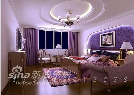 欧式 复式 卧室图片来自用户2746889121在简约欧式23的分享