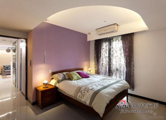 现代 三居 卧室图片来自用户2375967697在117平温馨现代3居仅需4.3万90的分享