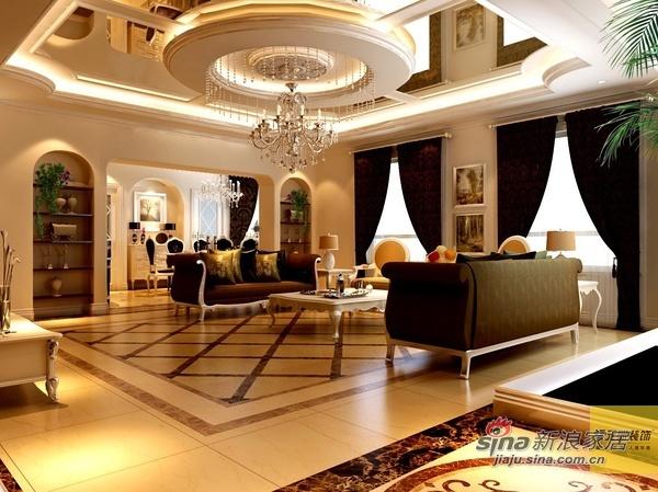 欧式 别墅 客厅图片来自用户2746953981在我的专辑610597的分享