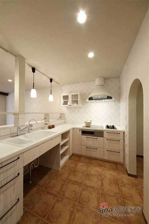 田园 二居 厨房图片来自用户2557006183在恩爱夫妇的88平温馨田园2居50的分享