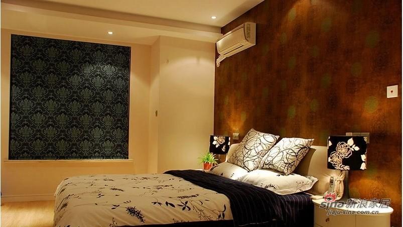 简约 二居 卧室图片来自用户2737950087在8万打造简约风格二居精致小家15的分享