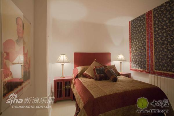 二楼中式卧室