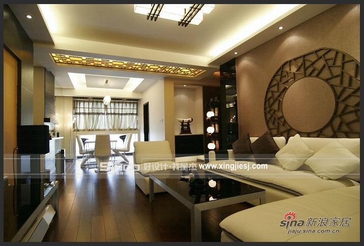 中式 四居 客厅图片来自用户1907696363在新中式古典96的分享