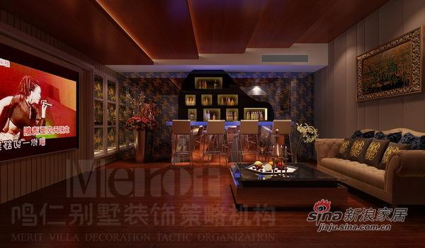 欧式 别墅 客厅图片来自用户2557013183在御墅项目42的分享