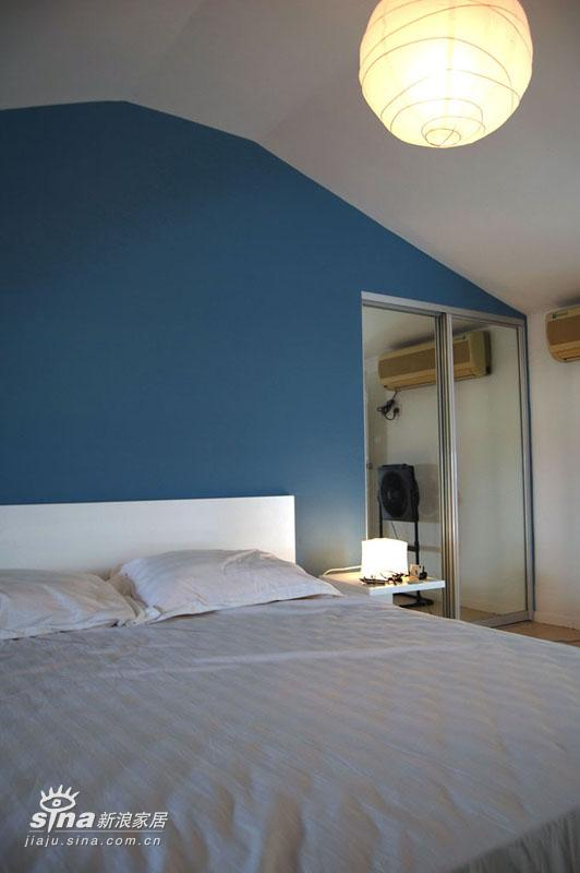简约 复式 卧室图片来自用户2737759857在五十多平的楼中楼75的分享