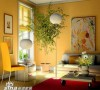 全新欧洲风格敞开式客厅42
