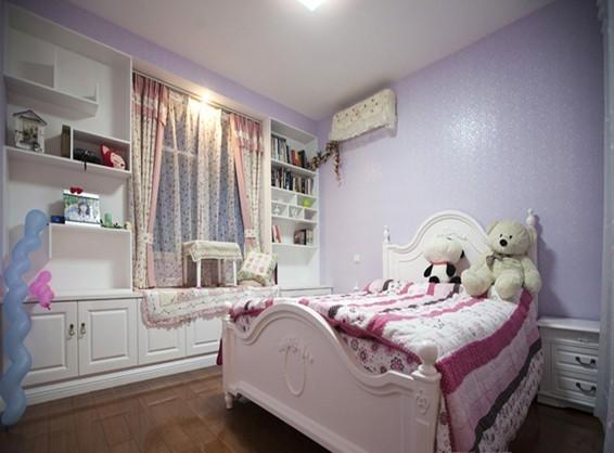 简约 三居 卧室图片来自用户2737735823在丨温馨实景图丨10万精装128平米现代简约二居16的分享