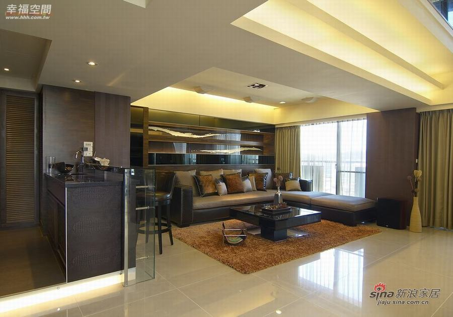 其他 四居 客厅图片来自幸福空间在297平的低调奢华 展现光影的流转88的分享