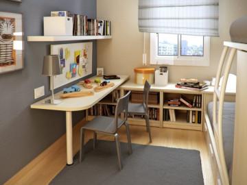 8个精选儿童房 空间布置新视角