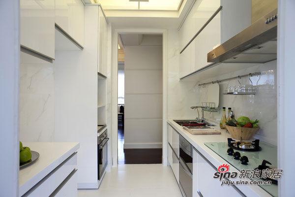 简约 三居 厨房图片来自用户2738813661在女上司10万打造119平怡然悠哉居所63的分享