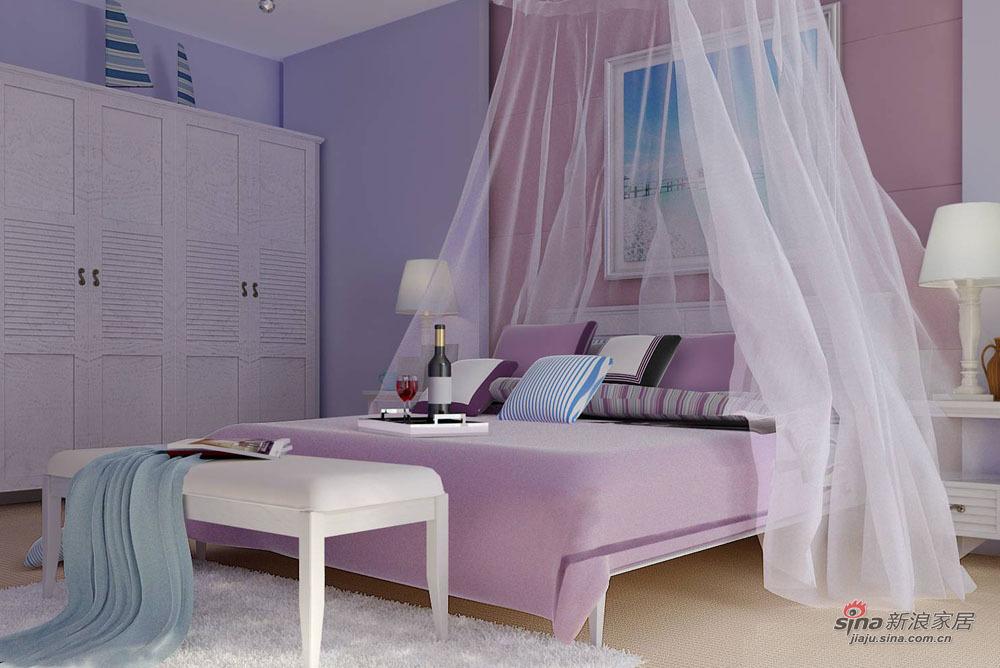 欧式 复式 卧室图片来自用户2746889121在阳光地中海64的分享