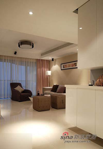 简约 三居 客厅图片来自用户2739081033在白领15万装120平优雅色调3居11的分享