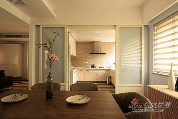 简约 公寓 餐厅图片来自用户2557979841在10万打造100平米新家96的分享