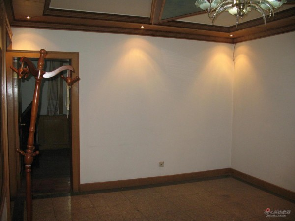 改造前——客厅