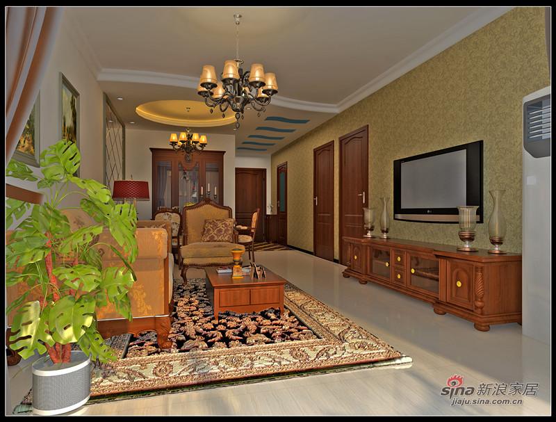 欧式 二居 客厅图片来自用户2746889121在我的专辑760307的分享
