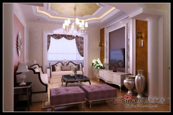 欧式 三居 客厅图片来自用户2772856065在我的专辑762138的分享