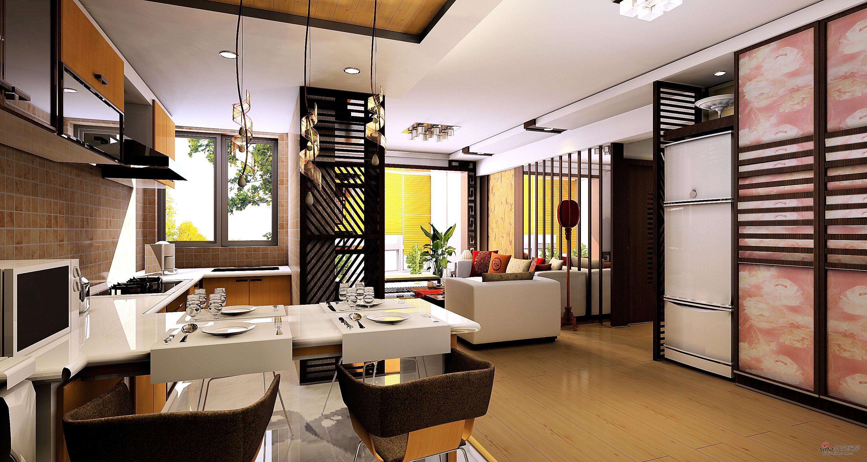 中式 三居 厨房图片来自用户1907659705在中式风格71的分享