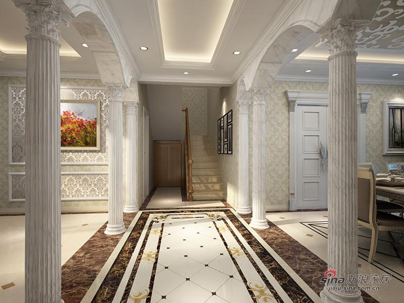 欧式 别墅 客厅图片来自用户2757317061在【高清】欧式新古典别墅设计森林首府23的分享